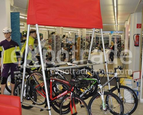 Bike Stand Exporack