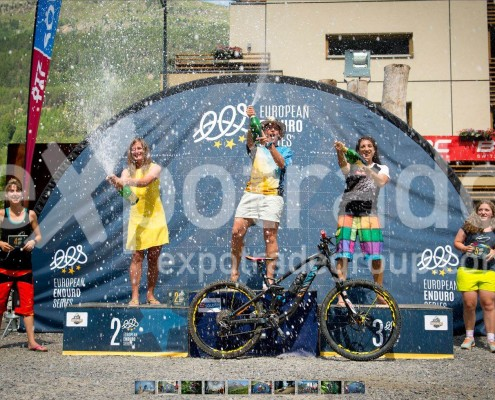 European Enduroseries Expobanner