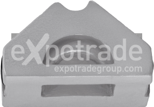 125 kg. with cutted edges. Weight Plate 15 kg  sc 1 st  Expotrade Group & expodome foot-weight-plates - better fixing of dome tents on hard ...