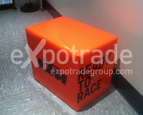 KTM Expocube