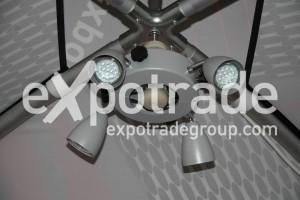 LED Light Expotent Expodome