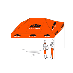 KTM 4,5x3m