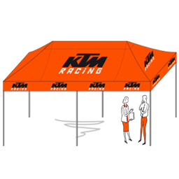 KTM 6x3m
