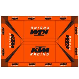 KTM Dach 6x3m