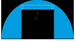 Expoair Standard Türe