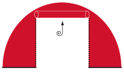 Expodome Standard Türe