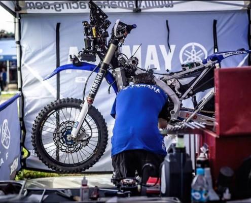 Yamaha Dakar 2016 Expotent