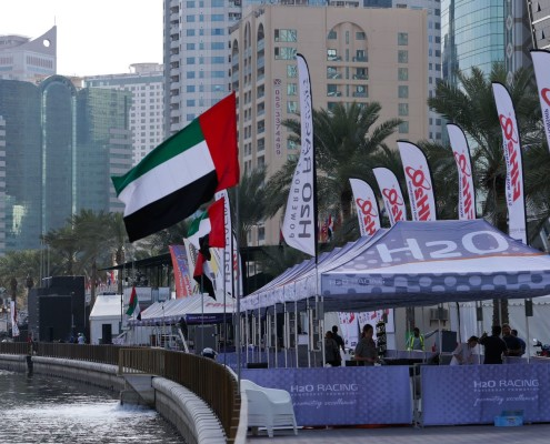 F1H2O Powerboat Racing