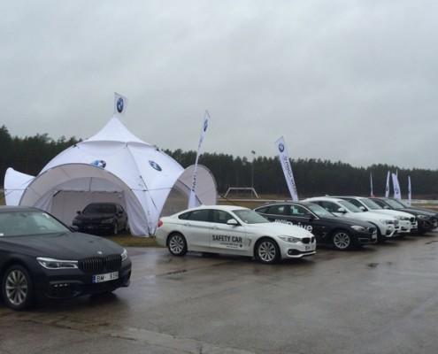 BMW X-Drive Demodays