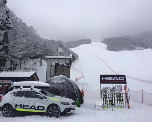 Skistaender Exporack HEAD
