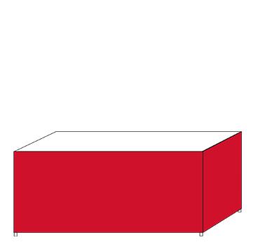 expotable 0,9 x 1,8 m