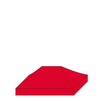 expotent premium 3 x 2 m Dach