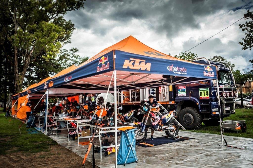 KTM Factory Racing Expotent