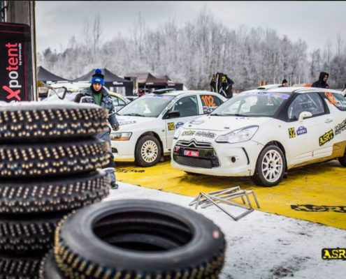 Ice Rally Latvia