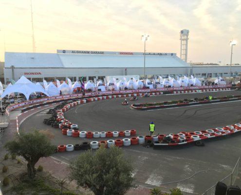 Expodomes Kuwait Karting