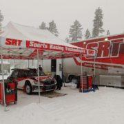 Rallyzelt expotent 6x6m SRT