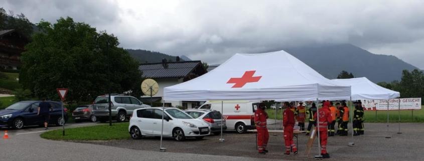 Coronatente Croix Rouge expotent