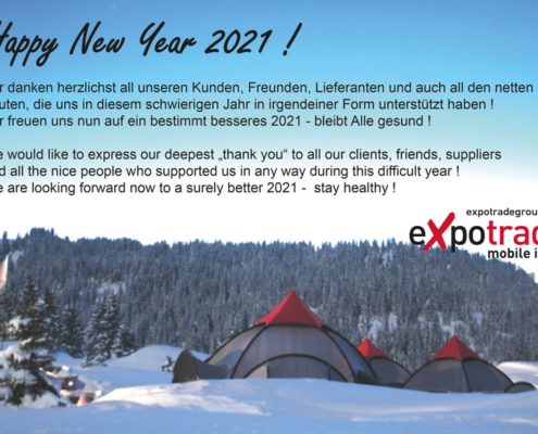 Happy New Year 2021 Expotrade