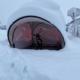 Expodome Domezelt schneesicher