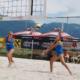 expotent Faltzelte Beachvolleyball